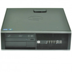 HP Compaq 8200 Elite SFF, G530 2.40GHz, sk. 1155, 2GB DDR3, 160GB, DVD-RW - Sisteme desktop fara monitor HP, Intel Pentium, 2501-3000Mhz, 4 GB, 100-199 GB