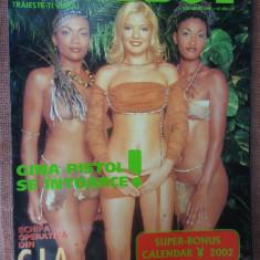 PLAYBOY NOIEMBRIE 2001 - Revista barbati