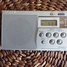 Radio SONY ICF M 260 - Aparat radio