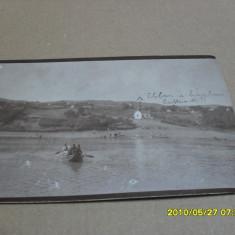 Foto Lacul Valiug 1929 - Fotografie