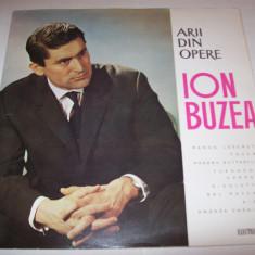 Disc vinil ION BUZEA (tenor) - Arii din opere (ECE - 0174) - Muzica Opera electrecord