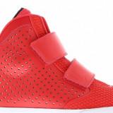 "Adidasi Nike Flystepper 2K3 ""Metric"" marimea 42 - Ghete barbati Nike, Culoare: Rosu, Piele naturala"