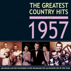 V/A - Greatest Country Hits.. ( 4 CD ) - Muzica Country
