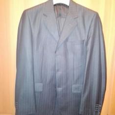 Costum barbatesc MORENO CAPELLI - Costum barbati, Marime: 50, Culoare: Negru