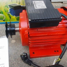 Motor monofazat electric 2800 RPM 1, 1kw Micul Fermier - Motor electric