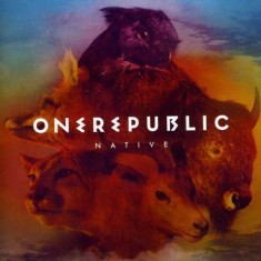 One Republic - Native ( 1 CD ) - Muzica Pop