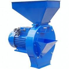 Moara electrica pentru furaje Micul Fermier motor de 2.5 kw
