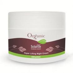 Solanie - Crema de noapte pentru fermitate organic 100 ml sau 50 ml