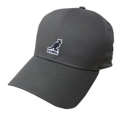 Sapca Kangol Baseball Gri Carbune - Anglia - Reglabila - Bumbac - Detalii anunt - Sapca Barbati Kangol, Marime: Alta