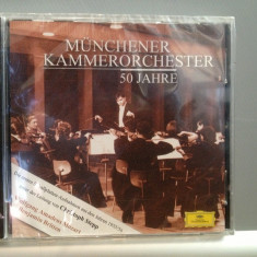 MUNCHEN CHAMBER ORCH. - 50 YEARS(2000/POLYDOR/GERMANY) - CD ORIGINAL/Sigilat/Nou - Muzica Clasica universal records