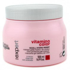 L'oreal Masca Vitamino Color 500 ml - Masca de par
