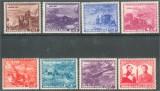 1943 Romania,LP 156 I-Centenarul Artileriei-MNH, Arme, Nestampilat