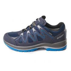 Pantofi Grisport pentru barbati cu membrana Gritex (GR13903L21G) - Pantofi barbat Grisport, Marime: 41, 42, 43, 44, 45, Culoare: Albastru