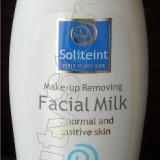 Lapte demachiant pt ten normal si sensibil