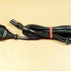 Cablu Alimentare Retea Euro 220V 2 Pini (Gabi)