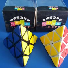 Cub Rubik QJ Pyraminx Profesional 98mm