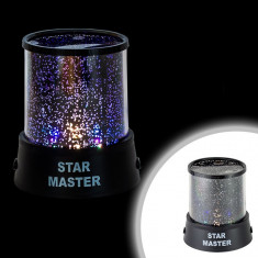 Proiector LED stelute colorate, Star Master