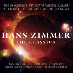Hans Zimmer - Classics ( 2 VINYL ) - Muzica soundtrack