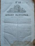 Muzeu national ; gazeta literara si industriala , nr. 11 , 1836