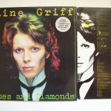 Disc vinil ZAINE GRIFF - Ashes and diamonds (Automatic Record England - 1980)