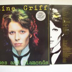 Disc vinil ZAINE GRIFF - Ashes and diamonds (Automatic Record England - 1980) - Muzica Pop Altele
