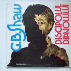 Disc vinil TEATRU - G. B. SHAW - Discipolul diavolului (EXE 01776 / 01777) - Muzica soundtrack electrecord