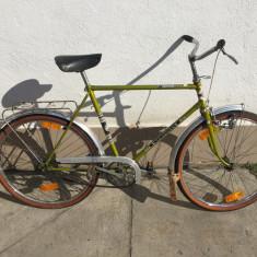 22 bicicleta hercules second-hand, germania r26 - Bicicleta de oras, Numar viteze: 1