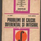 (C7370) PROBLEME DE CALCUL DIFERENTIAL SI INTEGRAL DE LIA ARAMA - Carte Matematica
