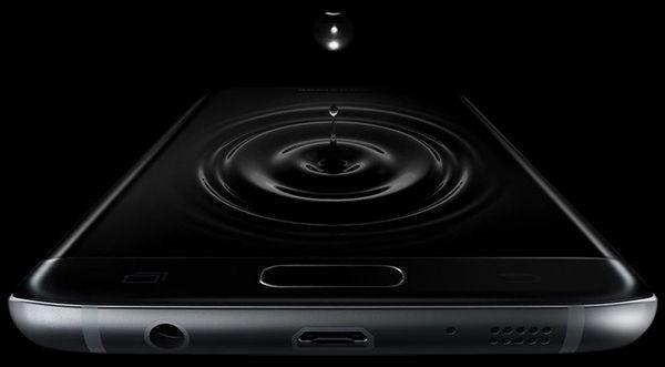 Samsung Galaxy S7 Edge G935 Black foto mare