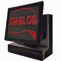 Sistem POS Osborne NANO G45 i3 2100 ELO ET1515L Touchscreen - Monitor touchscreen