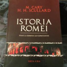 Istoria Romei - M. Carry Scullard - 812 pag - Istorie