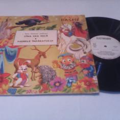DISC VINIL ZANA CEA MICA/HAINELE IMPARATULUI - HANS CHRISTIAN ANDERSEN - Muzica pentru copii
