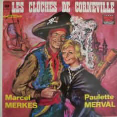 Les Cloches de Corneville - vinyl - Muzica Opera Altele, VINIL