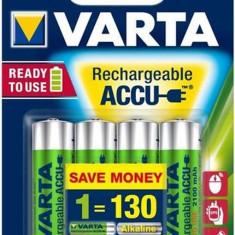 Acumulator AA 1.2V 2100mAh 4buc Varta - Baterie Aparat foto