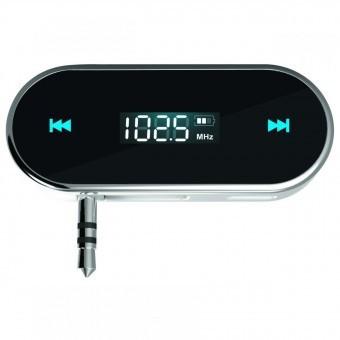 Modulator FM, Sal SA083, ecran LED, handsfree, acumulator Li-Ion, pentru telefon foto