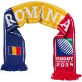 Fular / Esarfa Romania Rugby World Cup-super model