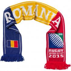 Fular / Esarfa Romania Rugby World Cup-super model - Fular fotbal