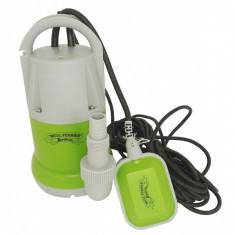 Pompa submersibila din plastic pentru apa curata 550W Micul Fermier - Pompa gradina