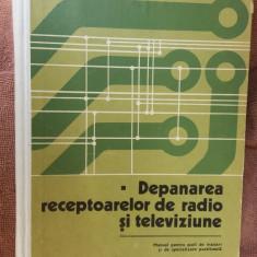DEPANAREA RECEPTOARELOR DE RADIO SI TELEVIZIUNE , CIPERE ,CIULIN ,SILISTEANU