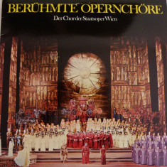 Opernchore - Wien - dublu vinyl - Muzica Opera Altele, VINIL