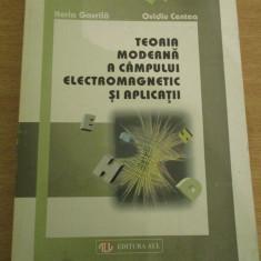 Teoria moderna a campuui electromagnetic si aplicatii - Horia Gavrila - Carte retelistica