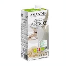 Bautura Vegetala Bio de Orez Amandin 1L Cod: 400054