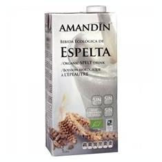 Bautura Vegetala Bio de Grau Spelta Amandin 1L Cod: 400051