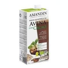 Bautura Vegetala Bio de Ovaz cu Cacao Amandin 1L Cod: 400085