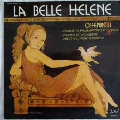 Offenbach - La belle Helene - dublu vinyl - Muzica Opera Altele, VINIL