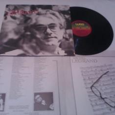 DISC VINIL LP ALBUM MICHEL LEGRAND RARITATE!!!!WEA FRANTA 1981 STARE EXCELENTA