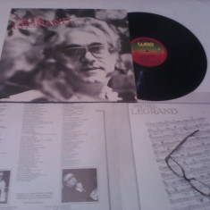 DISC VINIL LP ALBUM MICHEL LEGRAND RARITATE!!!!WEA FRANTA 1981 STARE EXCELENTA - Muzica Jazz