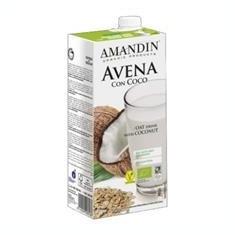 Bautura Vegetala Bio cu Cocos Amandin 1L Cod: 400088