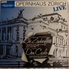 Mozart - Die Zauberflote - vinyl - Muzica Opera Altele, VINIL