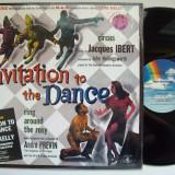 Disc vinil INVITATION TO THE DANCE - Ring around the rosy (produs MCA RECORDS) - Muzica soundtrack